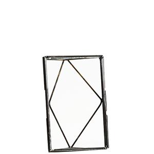 Fotorámik s opierkou, 10x15 cm,