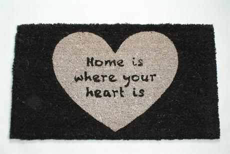 """ROHOŽKA pred dvere """"Srdce"""","""