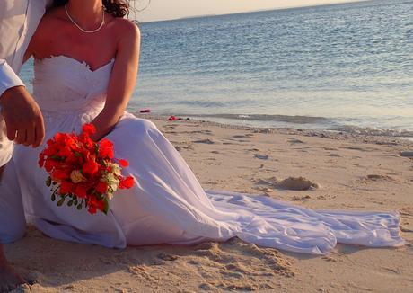 letní svatební šaty , 38