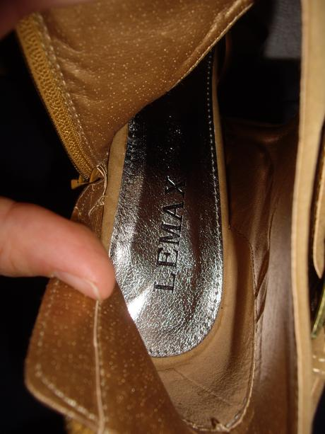 Nenosene sandalky Reno - Young Spirit, 38