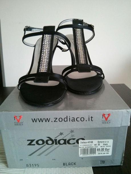 elegantné sandálky, 38