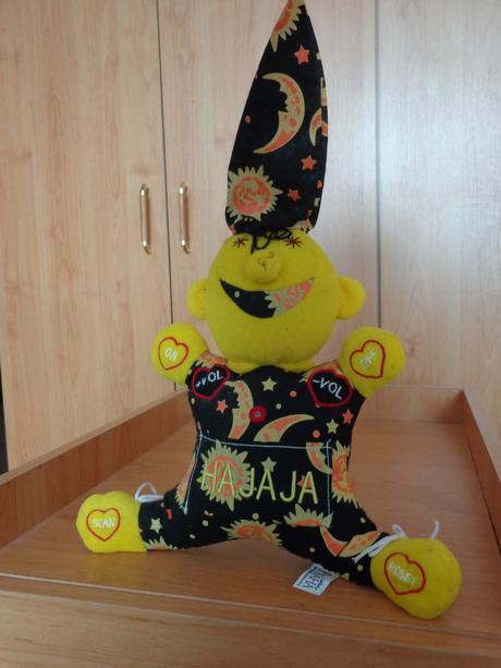 Detské rádio Hajaja - dekorácia do detskej izby,