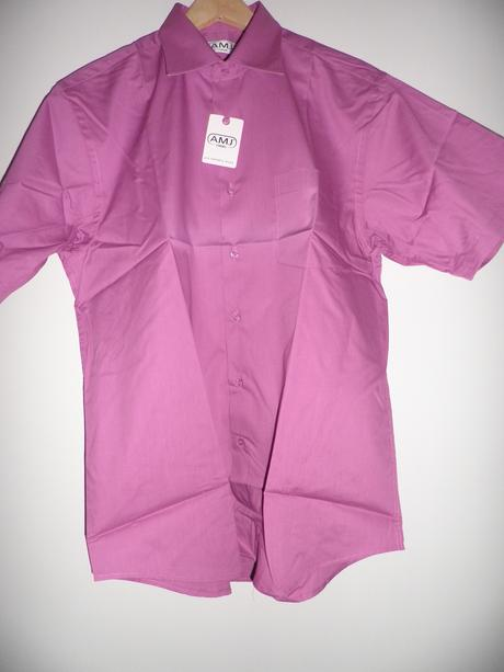 košile AMJ - krátký rukáv, 42