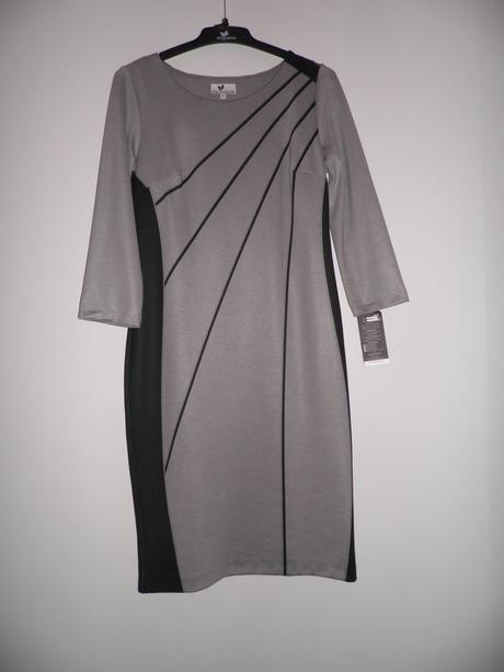 úpletové šaty, 40
