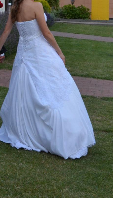 svadobné šaty Maggie Sottero, 40