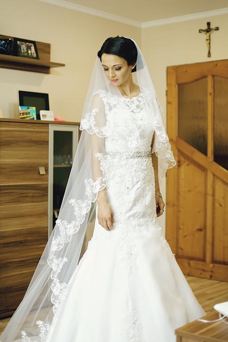 Svadobné šaty - PREDANÉ, 34