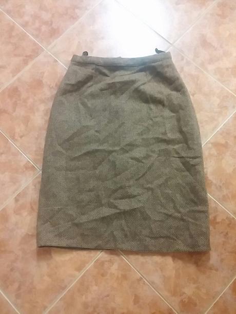 Luxusní teploučká sukně Burkalo, 38