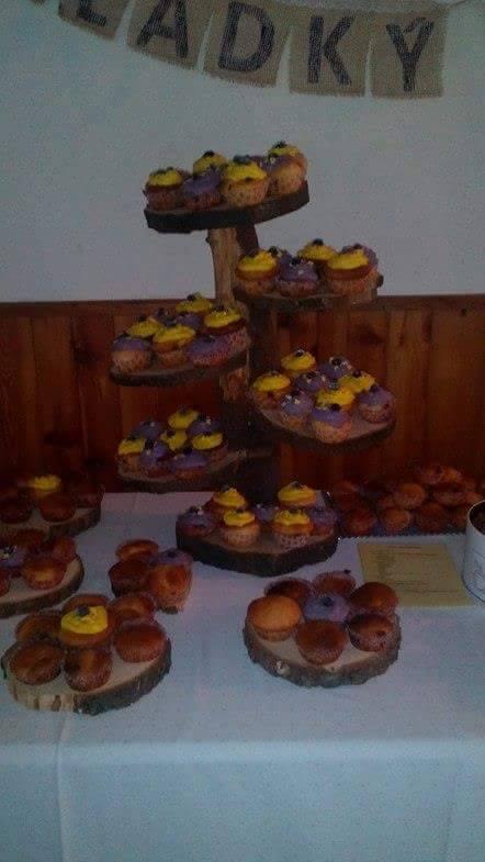 stojan na cupcaky,