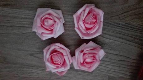 Pěnové růže,