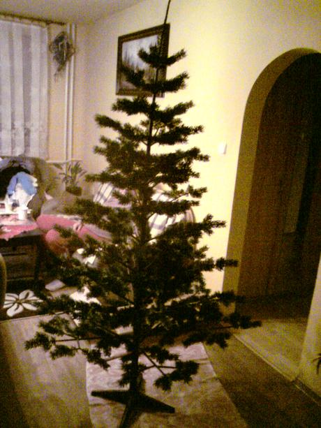 vianočny stromček,
