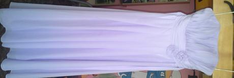 Fialové šaty, S
