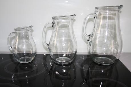 Karafa/džbán na víno/vodu/nealko,