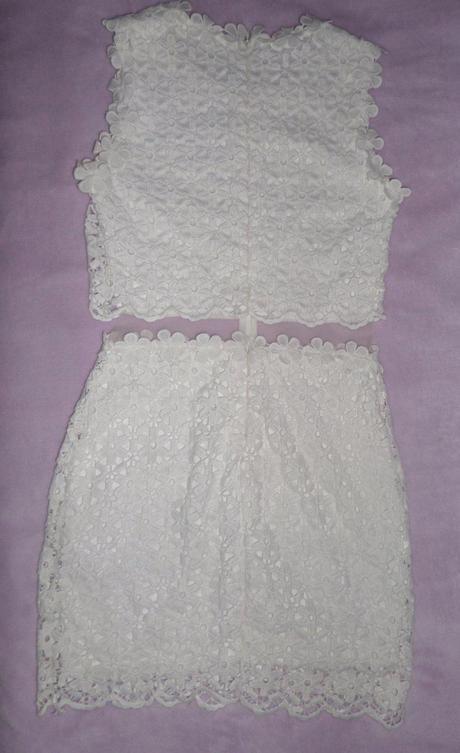 čIpkované šaty, S