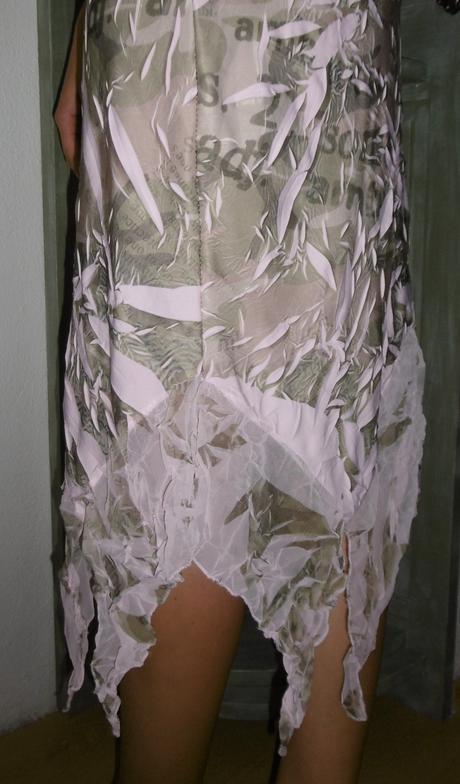 Maskáčové šaty , M