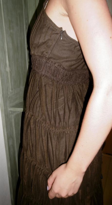 tylové šaty značka only, M