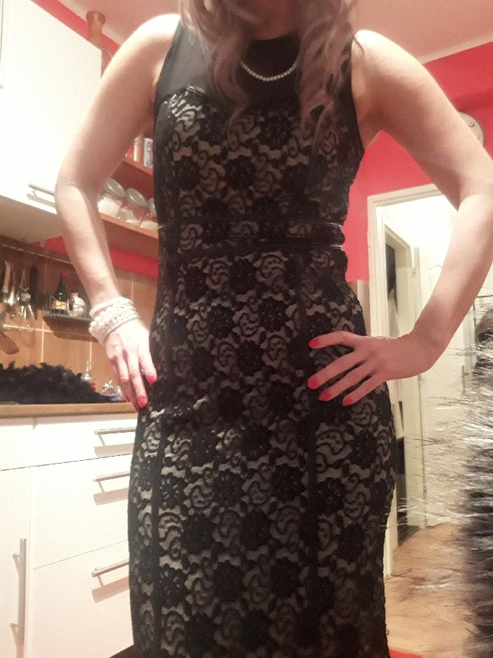 Plesové šaty 36-38 03d8045d4f
