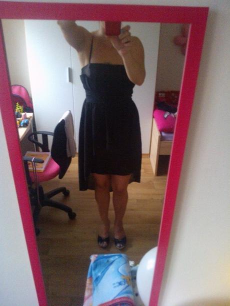 Společenské šaty vel. 36-38, 38