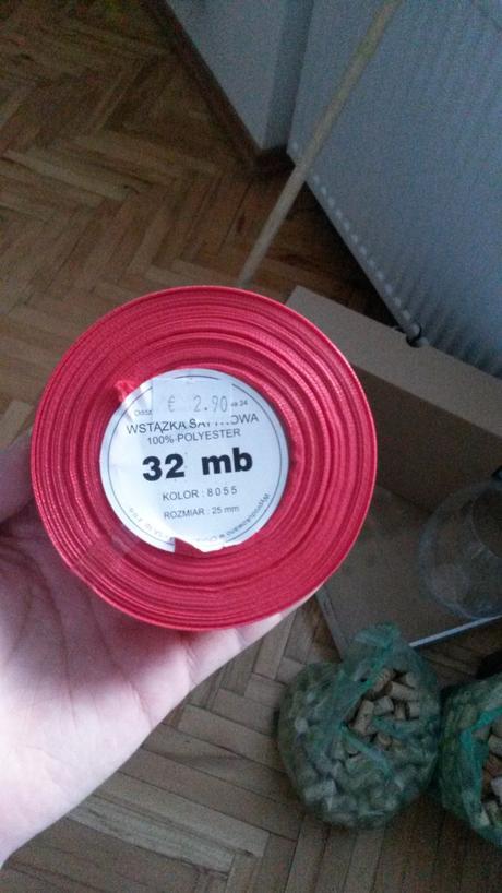 Červenå stuha,