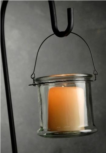 Půjčení závěsných svícnů,