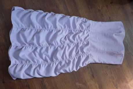 Fialové šaty, Orsay, vel. xs, 32-34-36, 34
