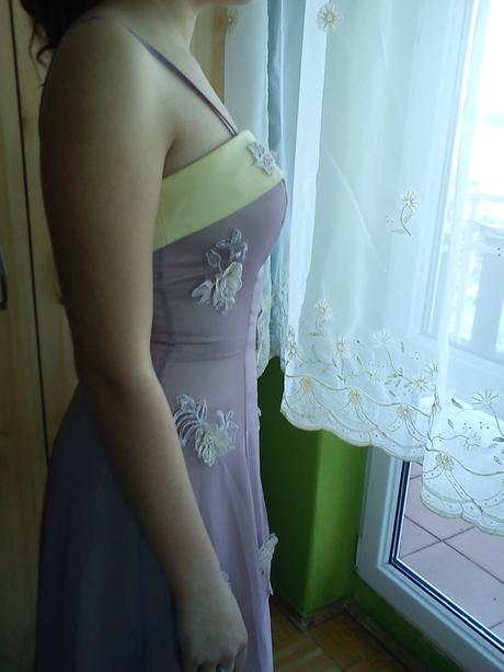 Spoločenské šaty MARINI, 38