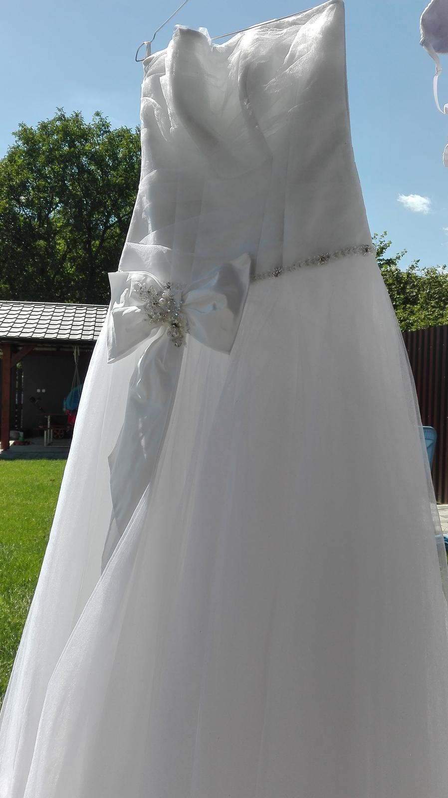 Svadobné šaty sposa b7877f6be81