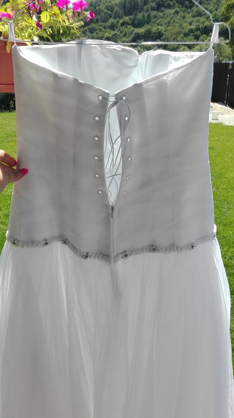 svadobné šaty sposa, 42