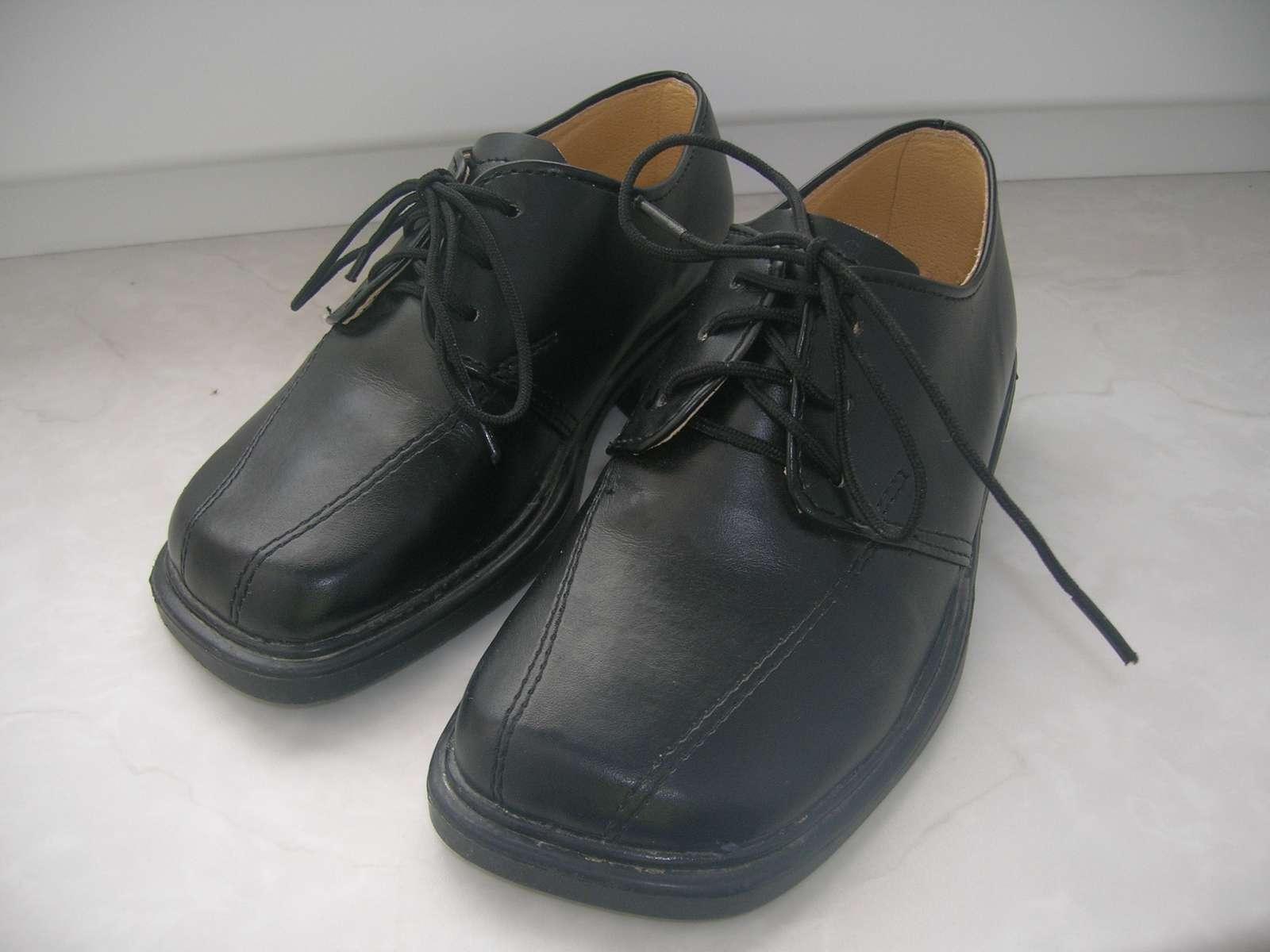 Chlapecké společenské boty b512e01925