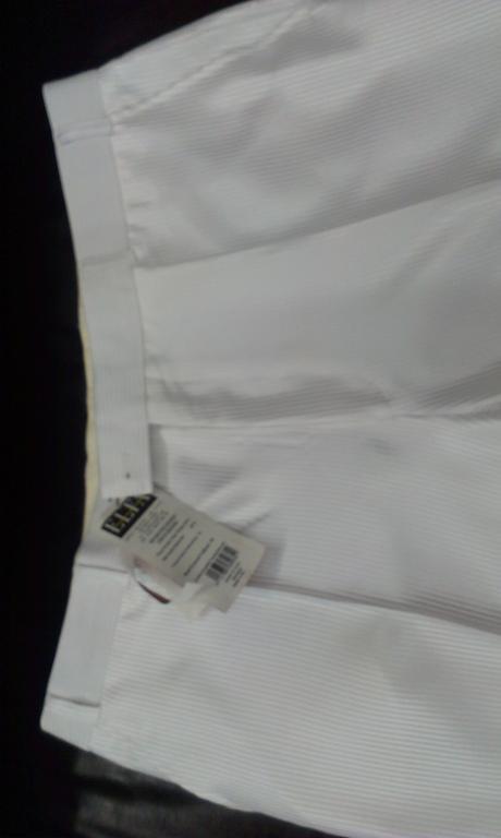 Pánské kalhoty s hedvábím, 50