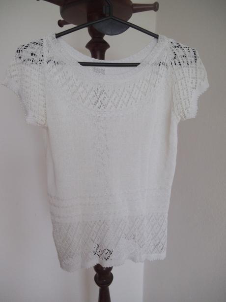 Háčkované tričko, 36