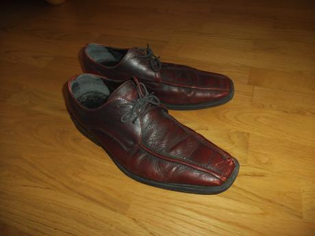 Kožené topánky, 42