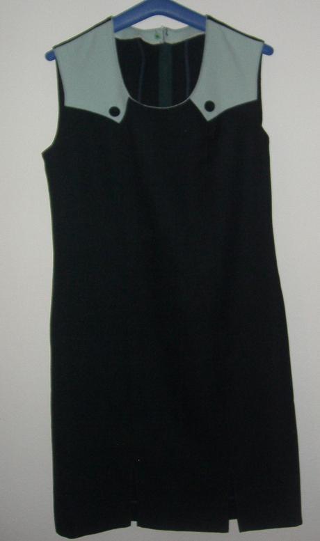 šaty s poštovným, L