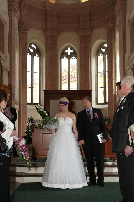 Svatební šaty vel. 38-44, 38