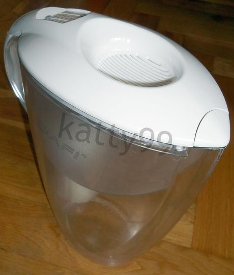 Filtračná kanvica DAFI s troma náhradnými filtrami,