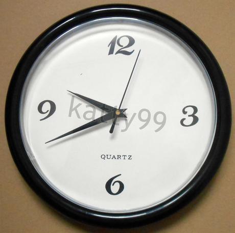 Nástenné hodiny - Quartz,