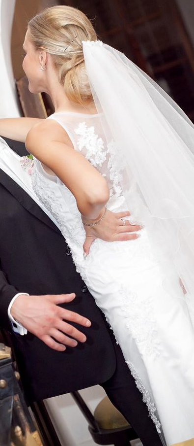 Cipkovane svadobne saty, 36