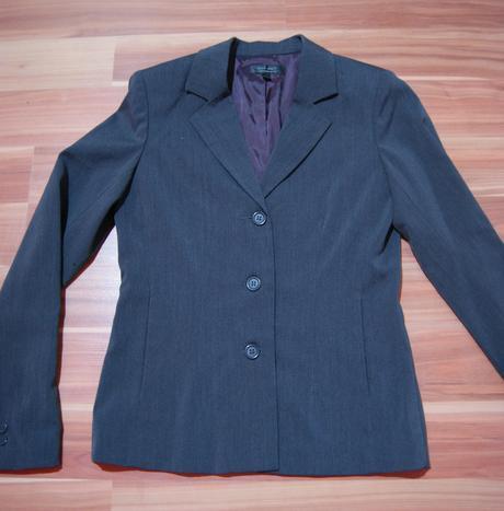 Sivé sako Vero Mode, 36
