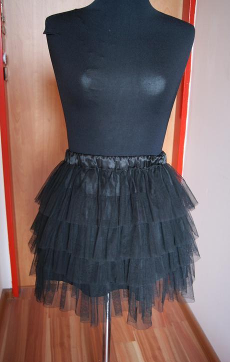 Volániková sukňa, 36