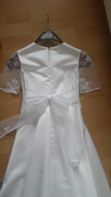 Šaty na 1sv.prijímanie alebo pre družičku, 134