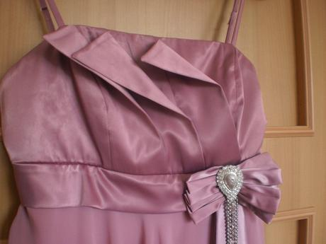 Spoločenské šaty+štola, 40