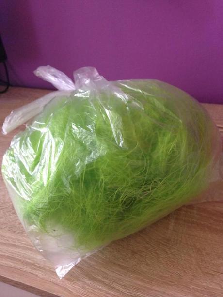 Zelený sisal,