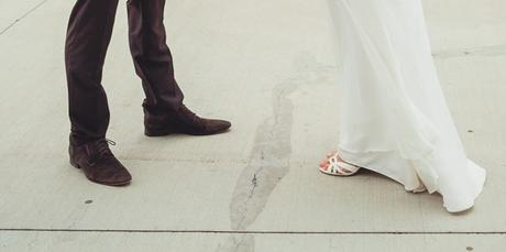 Bílé páskové boty Giuliana, 40