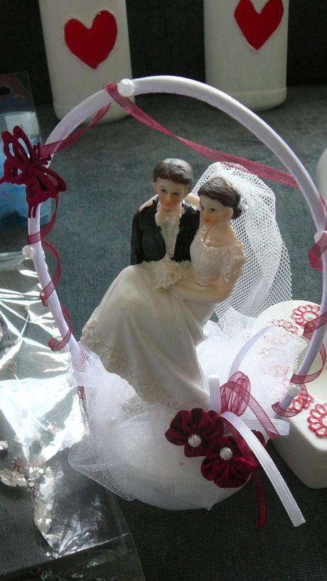 Figurky na dort,