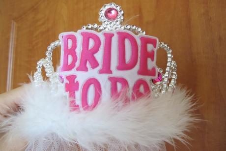 Bride to be - korunka pre nevestu ,