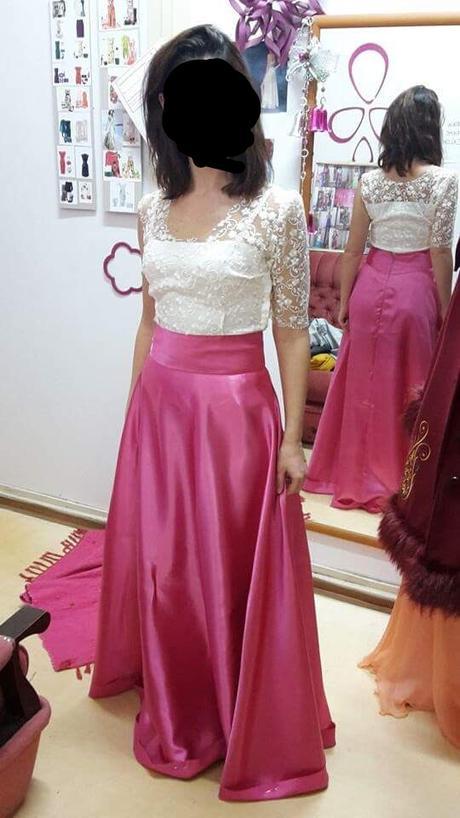 d18e23ece07d Dámske popolnočné šaty pre nevestu
