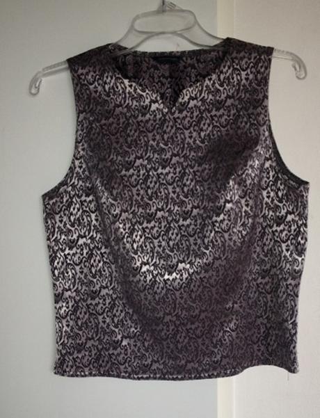 Elegantní tričko / top, M