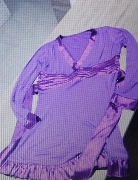 Tunika/Šaty se šněrováním a saténovým lemováním, 36