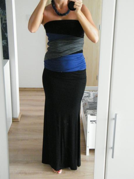 Dlhé šaty značky Mango, S