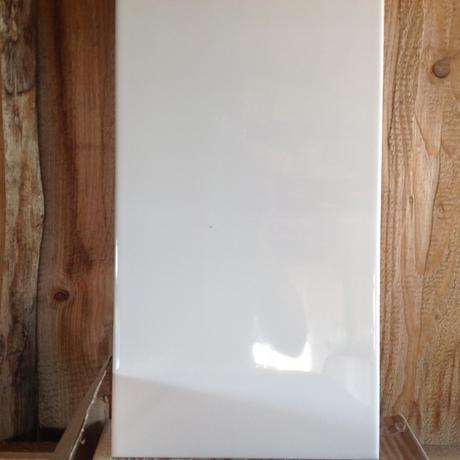 Vysokoleskly obklad Abrila Bianco 20x60cm biela ,