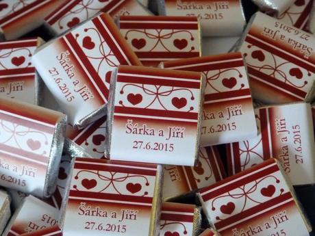 Belgická čokoládka Barry Callebaut 5,5g,